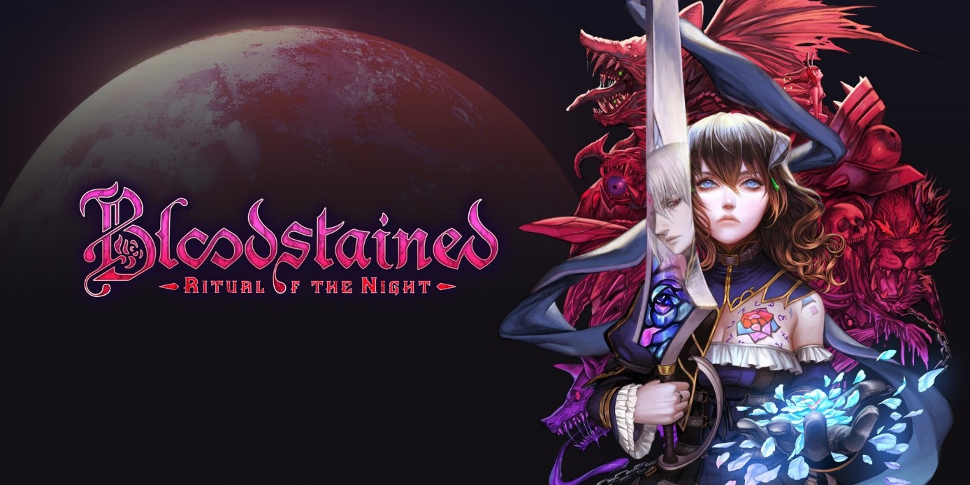 Bloodstained ritual of the night test fr