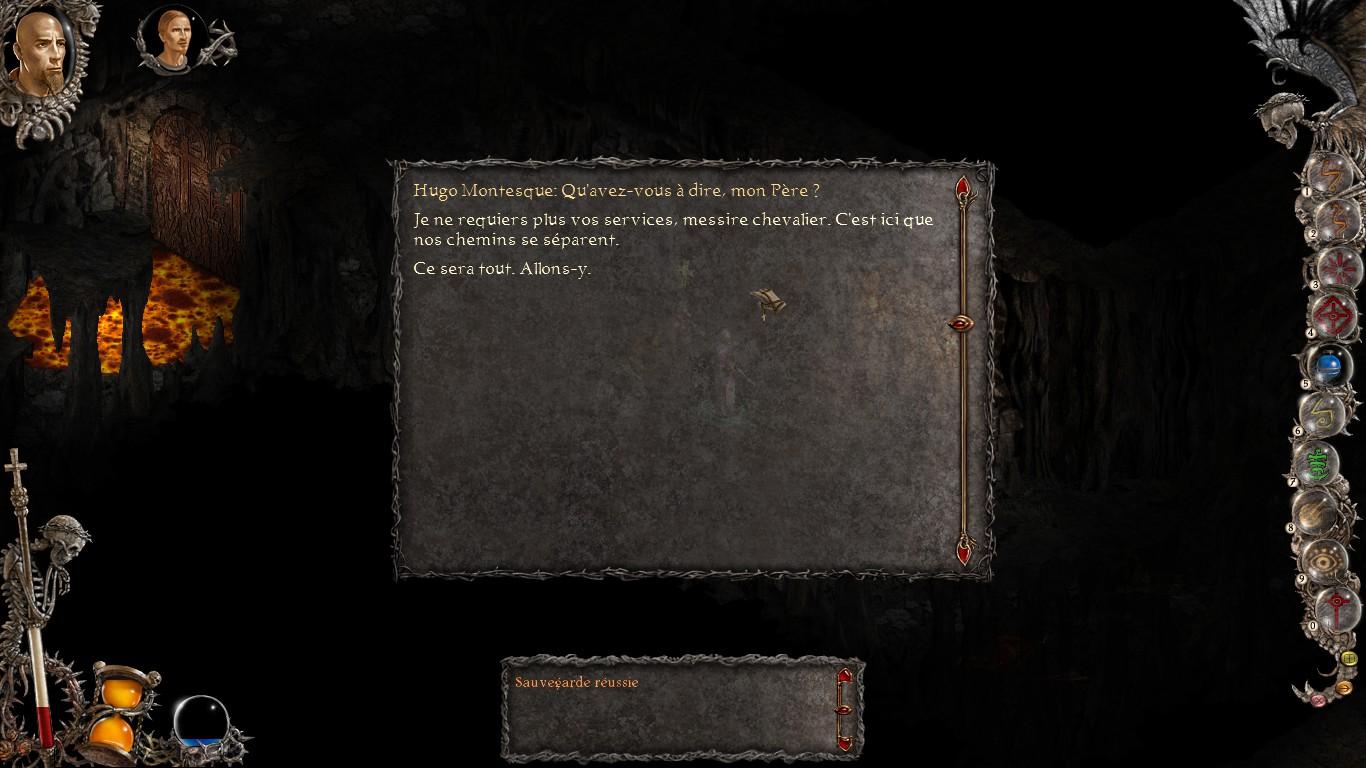 dialogue inquisito