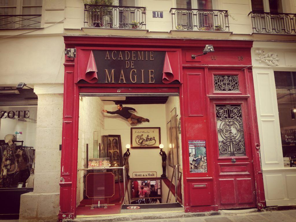 musee magie paris